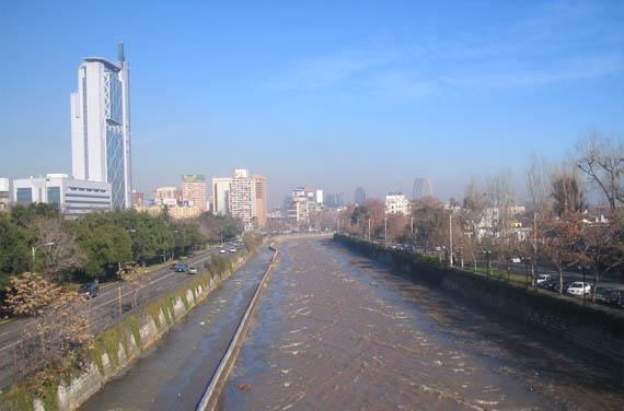 rio mapocho