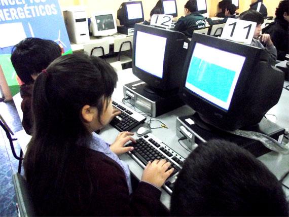 Alumnos Escuela Arnaldo Falabella 1