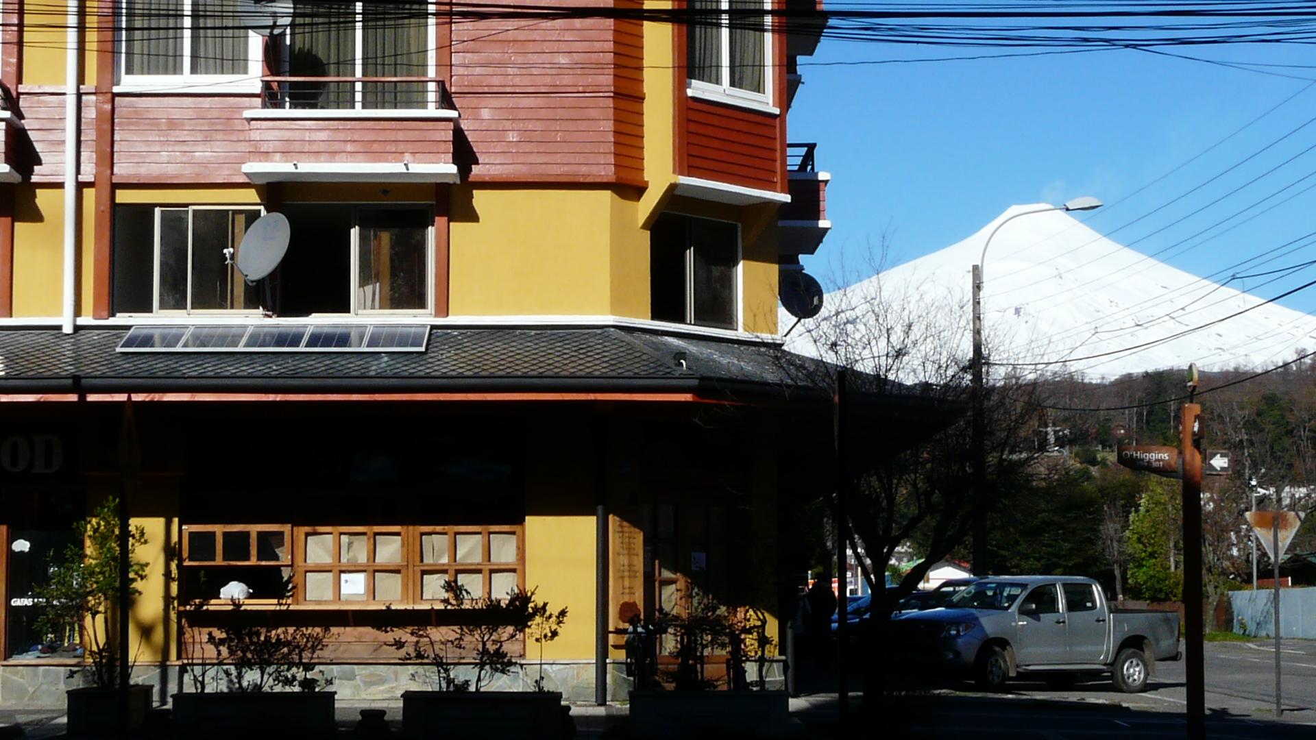 Restaurant Trawen en Pucón apuesta por la energía solar fotovoltaica.