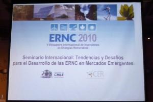 foto V enncuentro ERNC