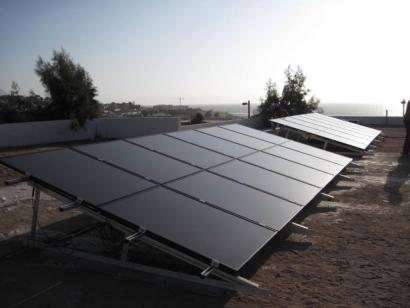 Antofagasta: Inauguran proyecto piloto fotovoltaico