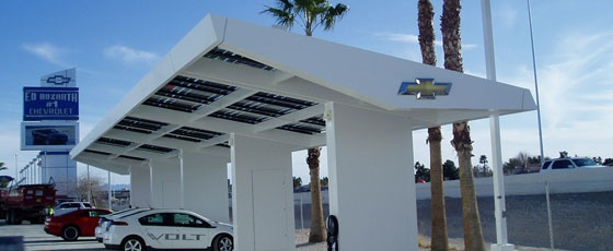 El futuro del transporte es eléctrico y con energías renovables.